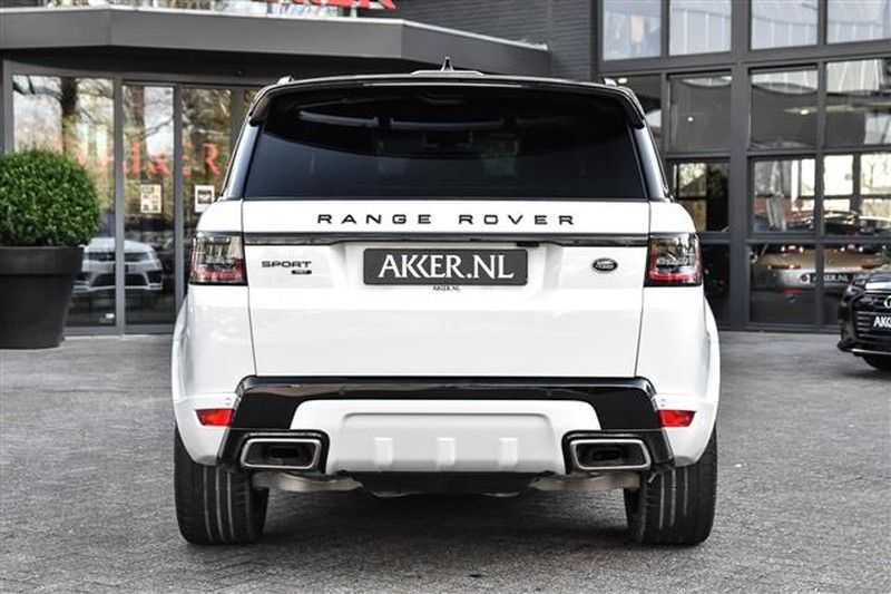 Land Rover Range Rover Sport P400 HST 22INCH+PANO.DAK+ST.KOELING NP.155K afbeelding 16