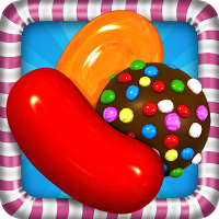 The Candy Crush logo