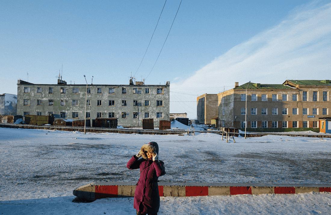 Тикси-3 — самый северный закрытый военный городок России — находится вЯкутии. Фото: vostokphotos.ru