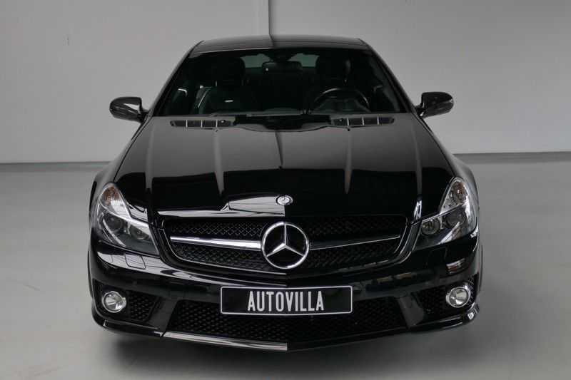 Mercedes-Benz SL-Klasse 63 AMG Performance Package - Carbon afbeelding 2