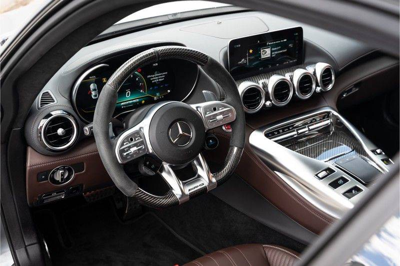 Mercedes-Benz AMG GT C Carbon/Pano/burmester/Magno afbeelding 5