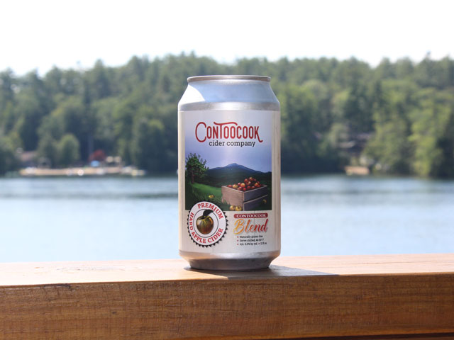 Contoocook Blend is a hard cider by Contoocook Cider Company