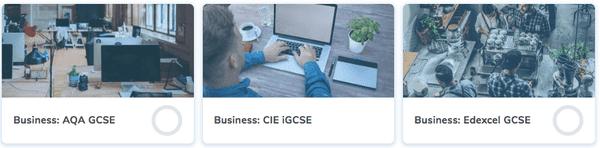 Free GCSE Business Revision Courses