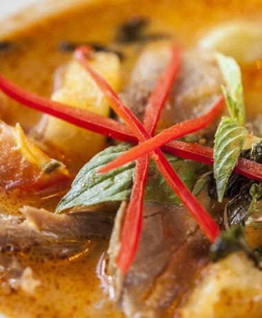 Thai Sabai Leeds Tom Yum soup