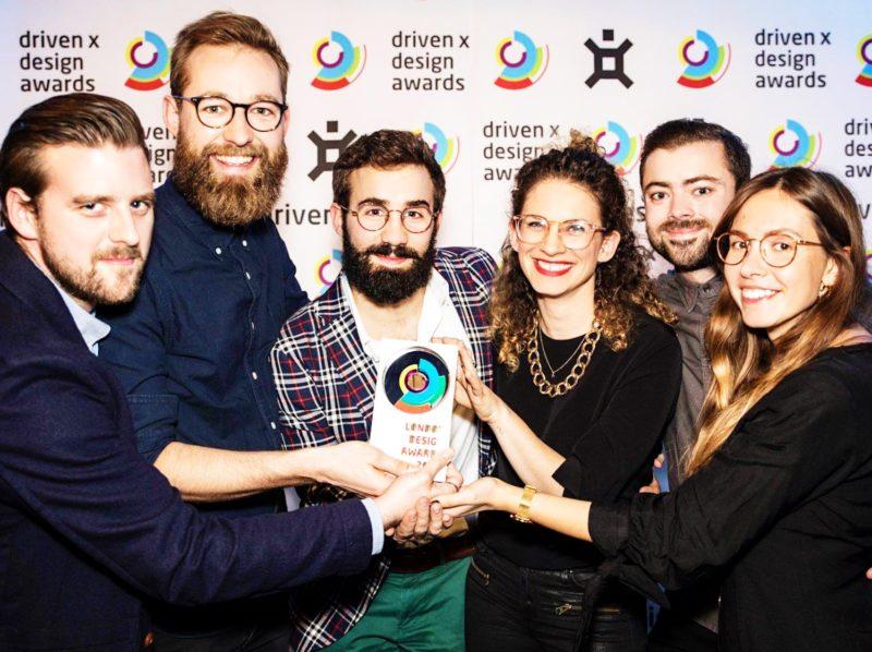 London Design Awards win