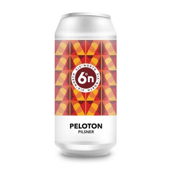 Peloton Pilsner by SixºNorth