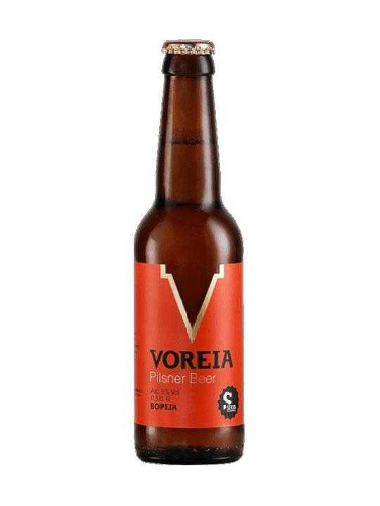 Voreia Pilsner Beer – 0.33l