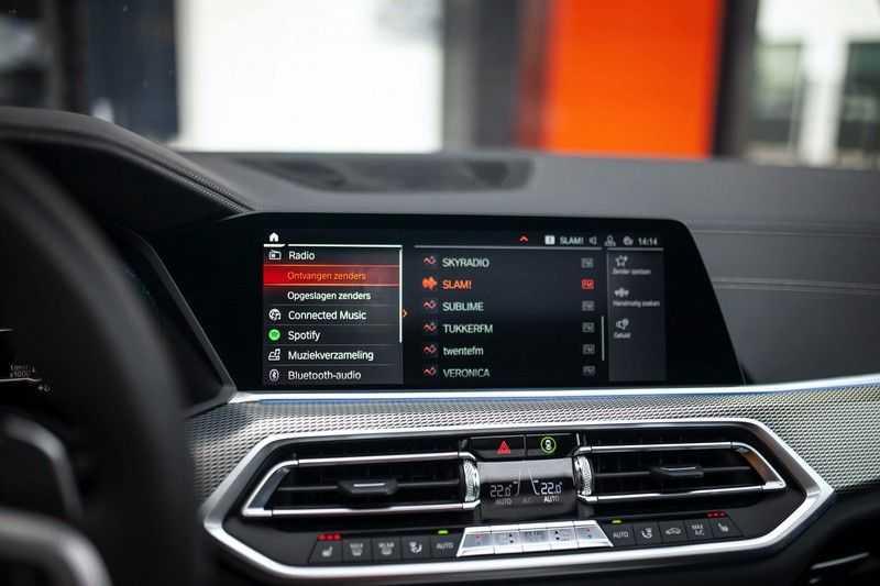 BMW X5 M50d High Executive *Pano / Standkachel / Laserlight / Head-Up* afbeelding 11