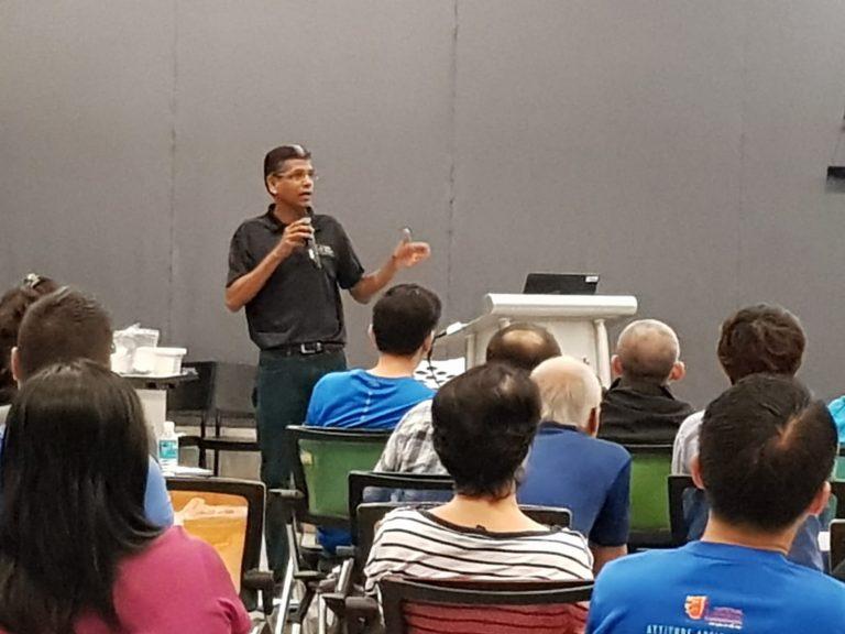 ADS reaccreditation training 2018