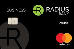 A Radius Bank Business Mastercard