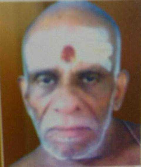 Kapali Namboothiri