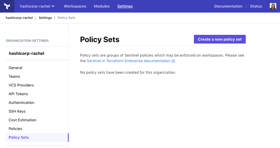 Policy Sets
