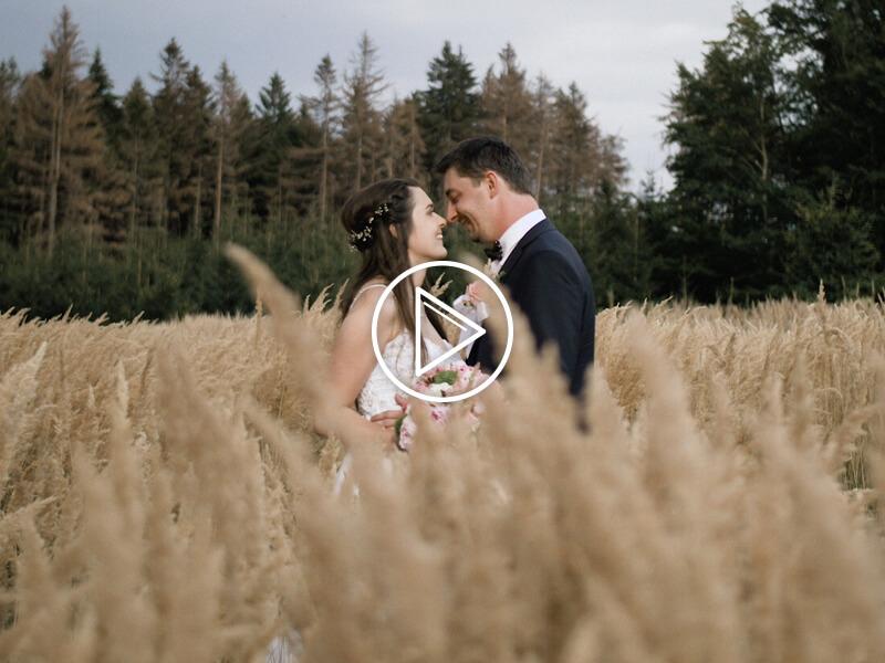 Denisa a Lukáš svatební video