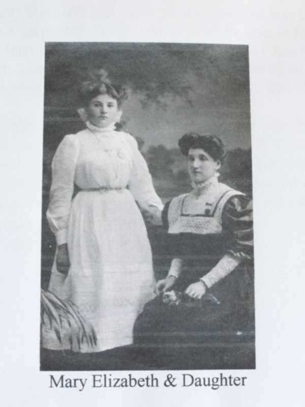 Mary Elizabeth 1858-1926