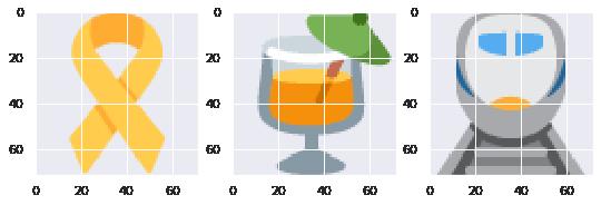 Top-level Cluster 0 Sampled Emojis