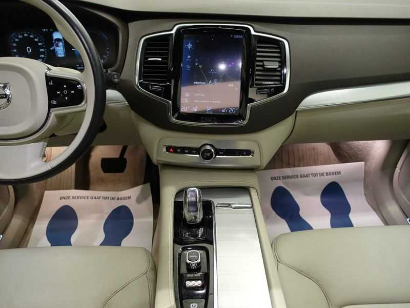Volvo XC90 2.0 T8 Twin Engine 320pk R-Design uitv. Aut- 7 Pers, Pano, Leer, Camera, Head-up, Full! afbeelding 7