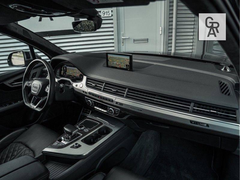 Audi SQ7 4.0 TDI SQ7 Quattro Pro Line S afbeelding 14