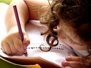 Is Your Child Frustrated with Writing?