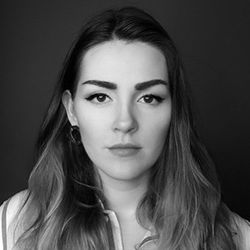 Portrait of Teodora Berg