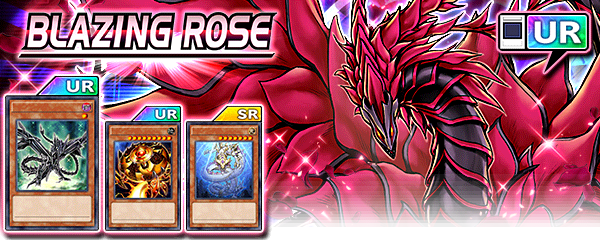 New Main Box: Blazing Rose | Duel Links Meta