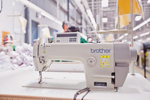 brother single needle sewing machines