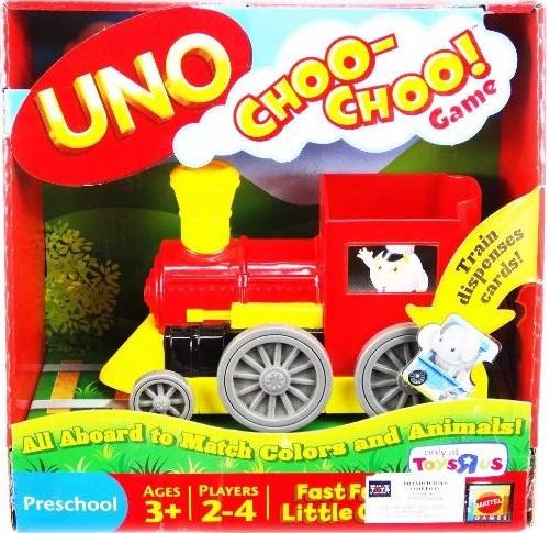 Uno Choo Choo