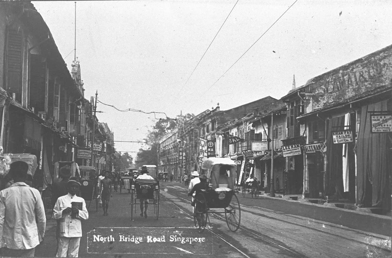North Bridge Road, 1910s