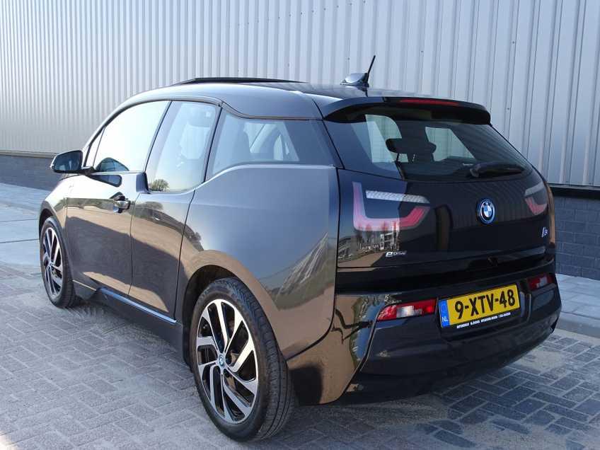 BMW i3 Basis Comfort Advance 22 kWh Marge Warmtepomp Navigatie Clima Cruise Panorama *tot 24 maanden garantie (*vraag naar de voorwaarden) afbeelding 13