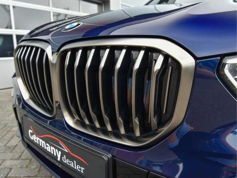 BMW X5 M50d M-Sportpakket Laser-LED H&K Pano Head-Up Swarovski Comf.Zetels 22-Inch! afbeelding 21
