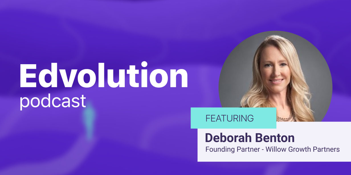 #3 | Deborah Benton: Chasing Stability, Learning to Think, Success in School & Work