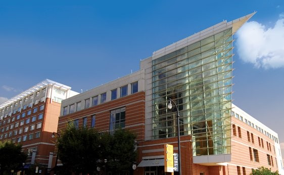 The Learning Center building on Georgia Tech's campus