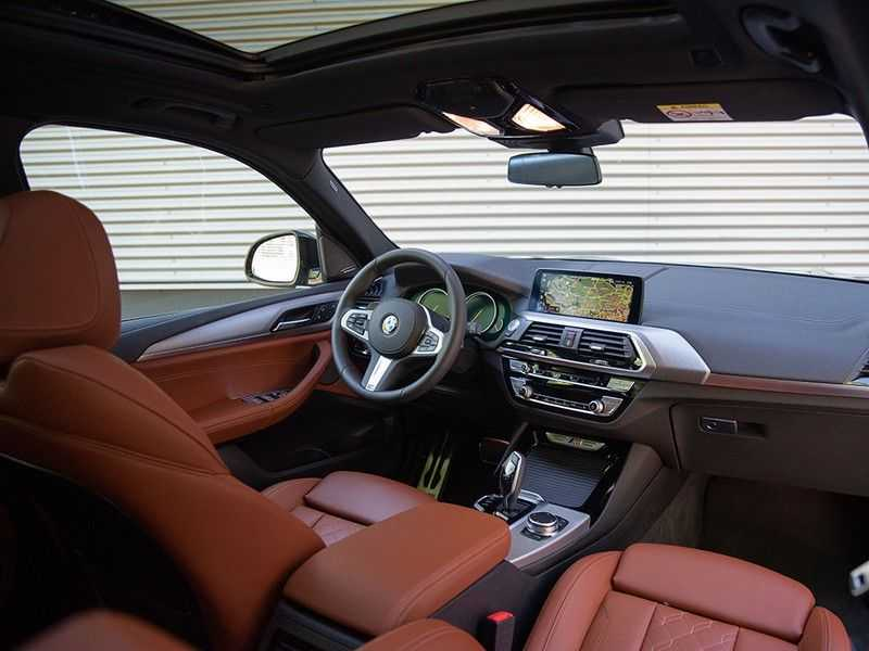 BMW X3 M40i xDrive - Individual Leder - Panorama - ACC - Harman Kardon - Memoryzetels afbeelding 4