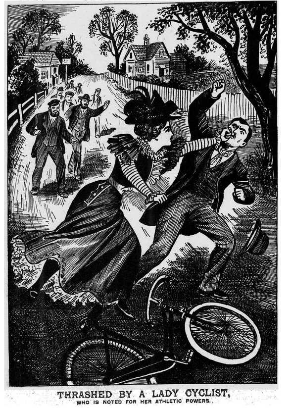 ladycyclist