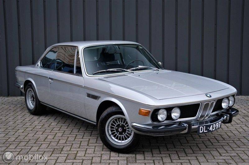 BMW 3.0 CSi coupé | Handgeschakeld | Gerestaureerd afbeelding 6