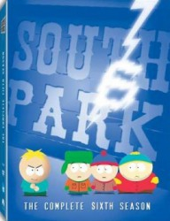 cover South Park - S6