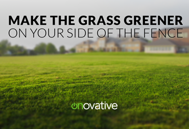 HELOC Postcard Template - Grass is Greener