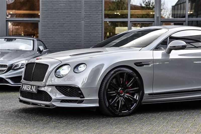 Bentley Continental GT SPEED SUPERSPORTS LOOK CARBON (635 PK) afbeelding 7