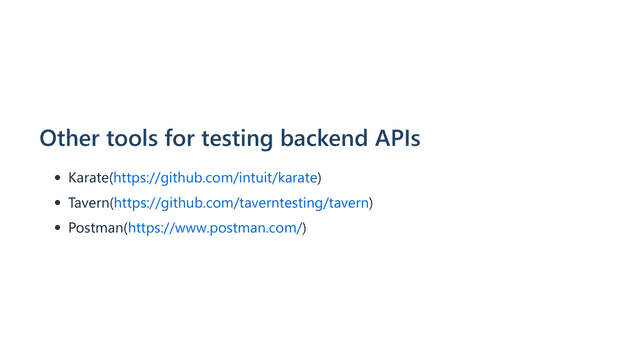 how can we improve the testability 24