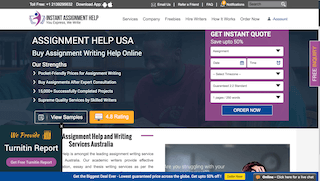 instantassignmenthelp.com.au main page