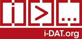 i-DAT logo