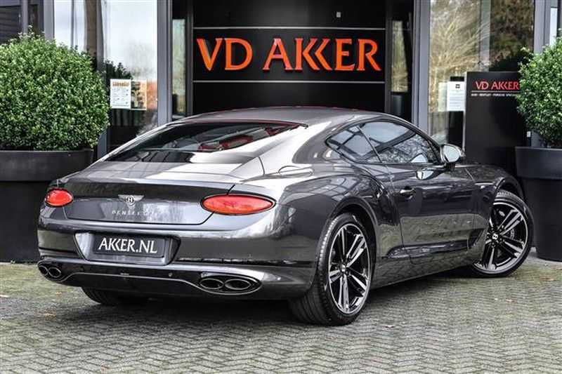 Bentley Continental GT V8 MULLINER+MASSAGE+B&O+BLACKLINE NP.322K afbeelding 2