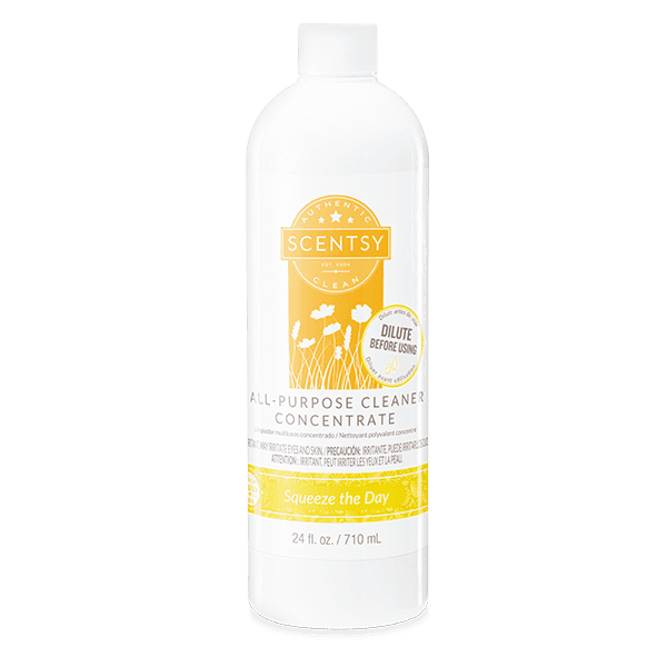 Squeeze the Day All-Purpose Cleaner Concentrate