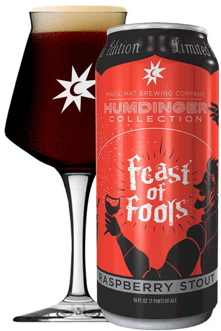 Feast of Fools Pint and Can