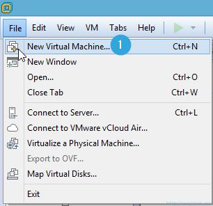 Installing VMware ESXi 6.0 in VMware Workstation 11 - 1