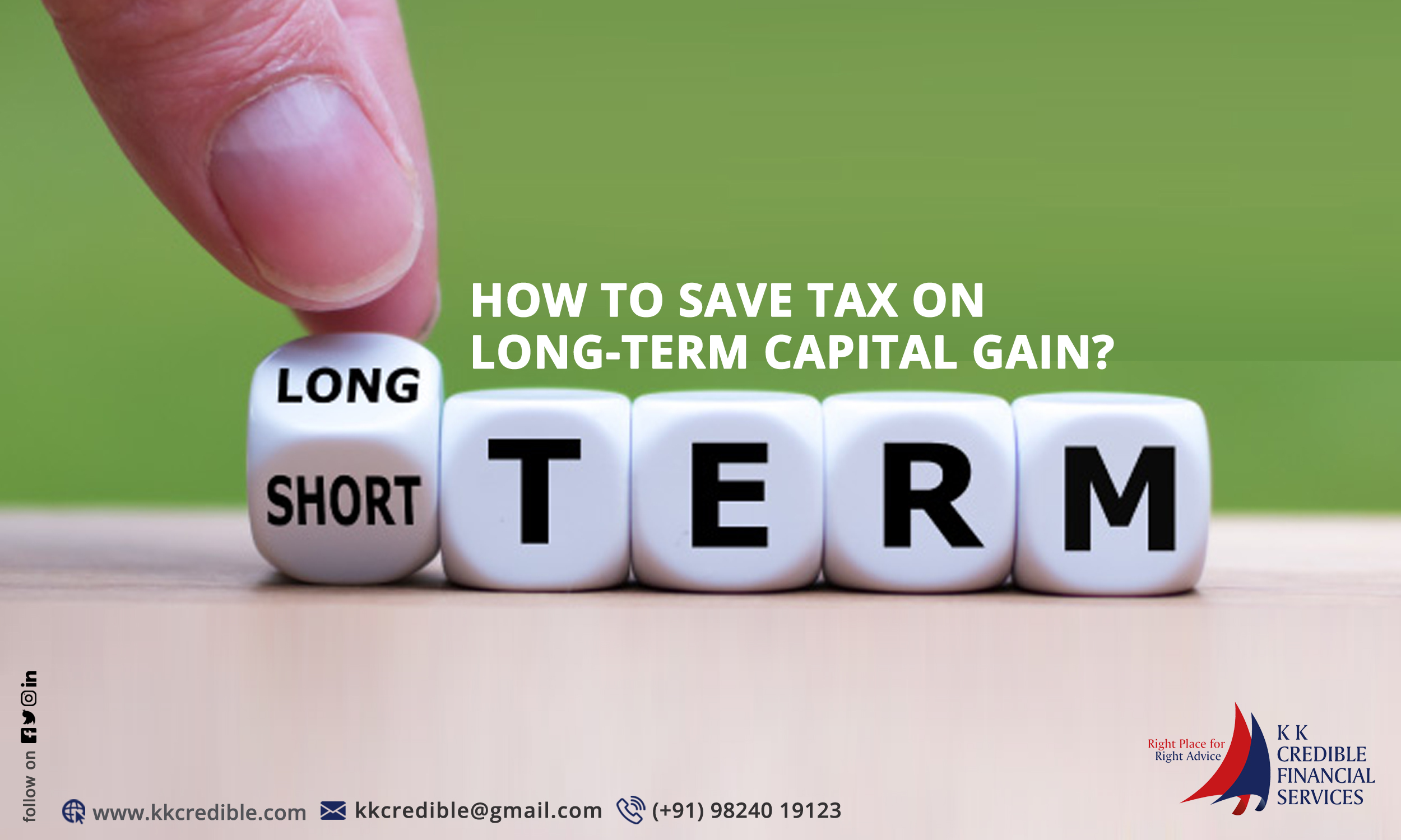 How-to-save-Tax-on-Long-term-Capital-Gain