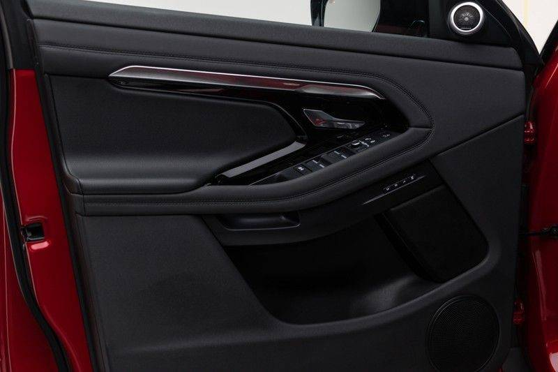 "Land Rover Range Rover Evoque P300 R-Dynamic 300pk AWD Black Pack Panoramadak ClearSightSpiegel MeridianSound Volleder AmbientLight Navi Keyless Full-Led DAB 20"" 360Camera Pdc afbeelding 16"