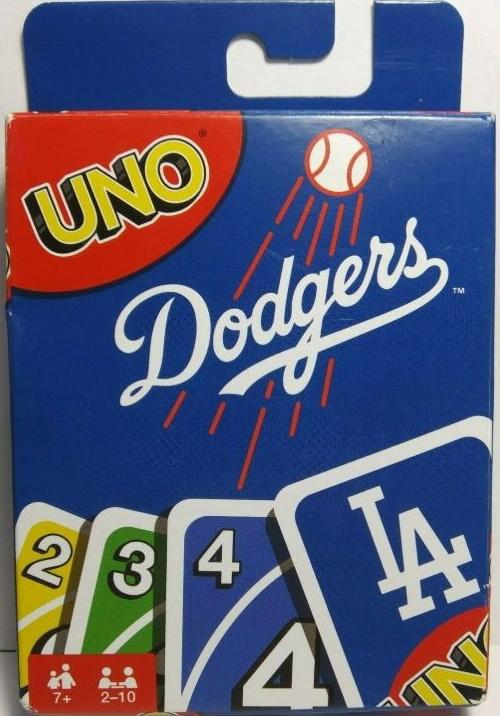 Los Angeles Dodgers Uno