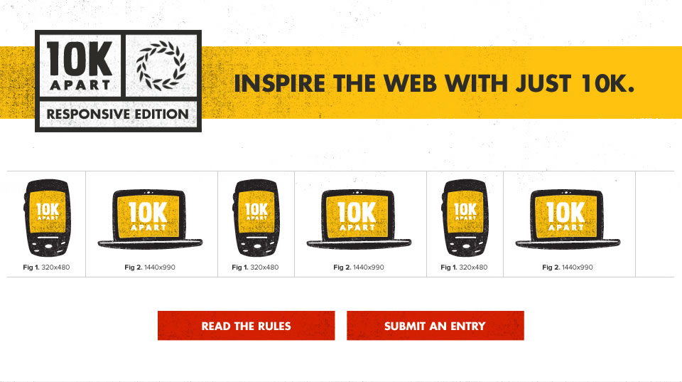 Insipre the Web with just 10K