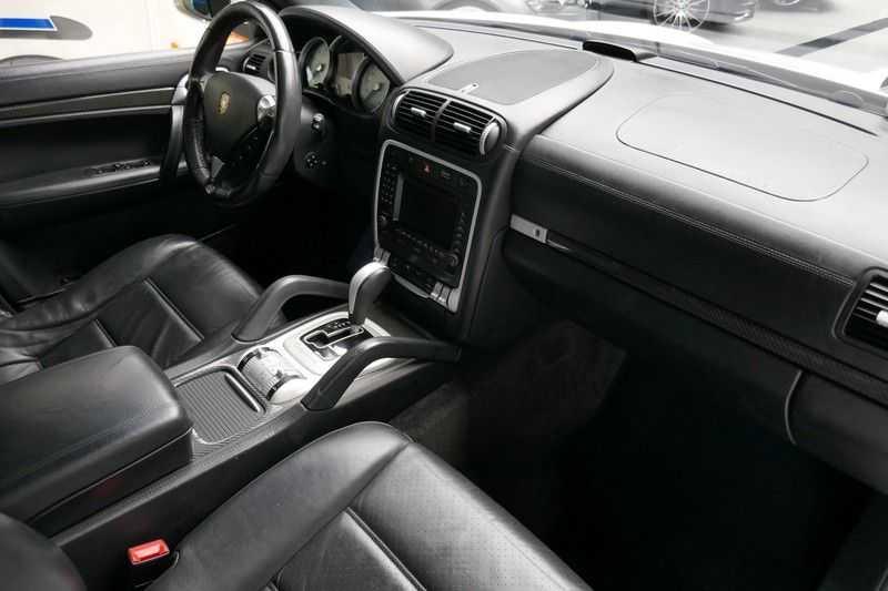 Porsche Cayenne 4.8 Turbo TECHART Magnum afbeelding 17