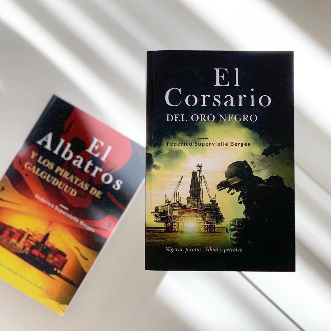 """Imagen de Reseña de """"El Corsario del oro negro"""", de Federico Supervielle Bergés"""